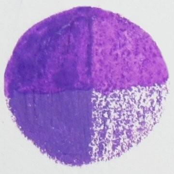 178 / 12 Reddisch Violet  - Wax Wachs-Aquarell Farbstift