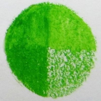 22 Yellowish Green - Wax Wachs-Aquarell Farbstift
