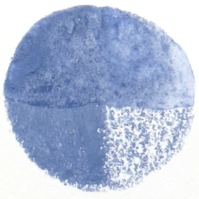 34 Bluish Grey Light - Wax Wachs-Aquarell Farbstift