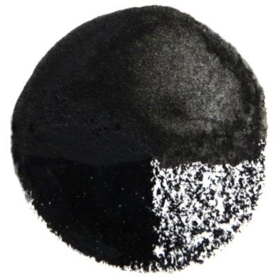 36 Ivory Black - Wax Wachs-Aquarell Farbstift