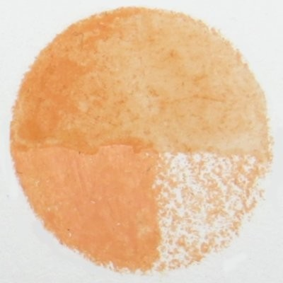9 Apricot Orange - Wax Wachs-Aquarell Farbstift
