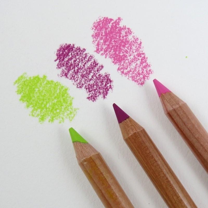 Gioconda Soft Pastellkreide Stifte 8820 von Koh-I-Noor Farbkarte