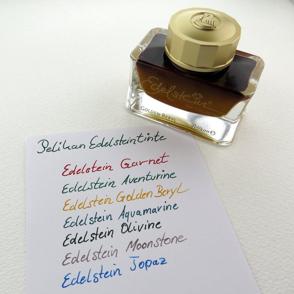 Pelikan Edelstein-Tinten im 50ml Glas