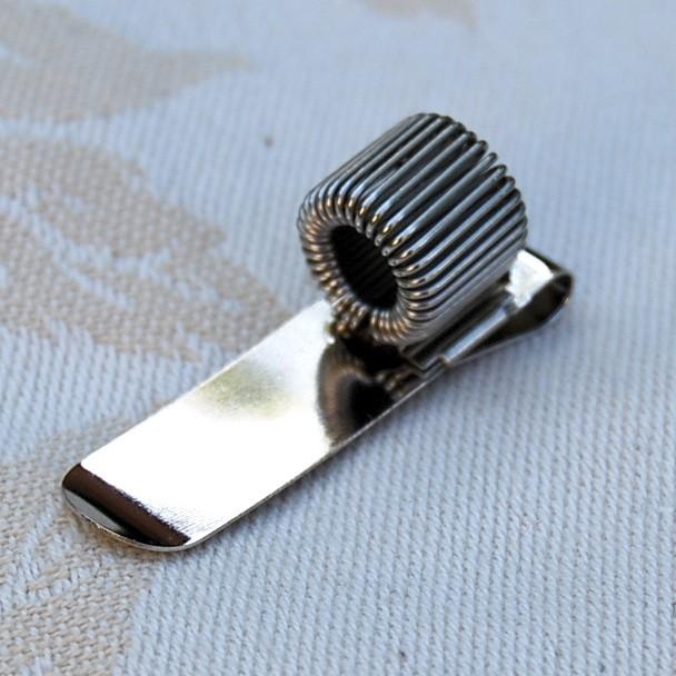 1er Stiftclip aus Metall