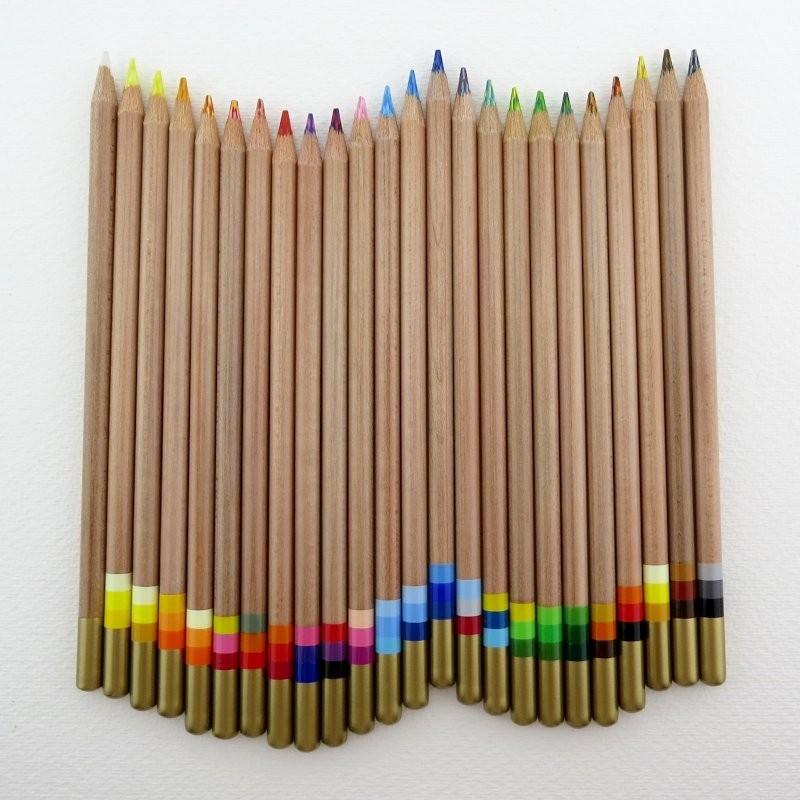 Tri-Tone 24er Multicolor-Magic-Buntstift von Koh-i-Noor
