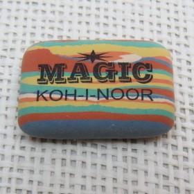 Der kleine Magic Radiergummi von Koh-I-Noor - verschiedene Farben