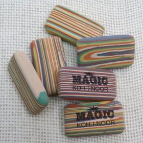 Radiergummi Magic groß von Koh-I-Noor - verschiedene Farben