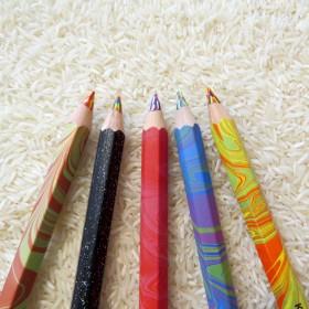 Magic Buntstift von Koh-I-Noor - 5 verschiedene Farbspiele