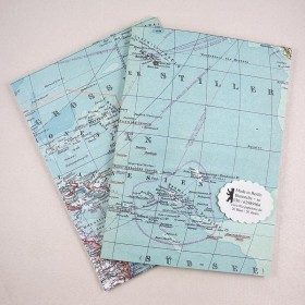A5 Notiz-Heft Ozeanien