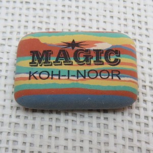 Radiergummi Magic klein - von Koh-I-Noor diverse Färbungen