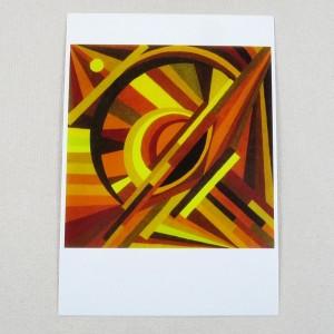 """Postkarte  """"September"""" von Thora Wietrek"""