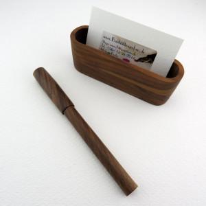 Holz-Füller Endless in Walnuss