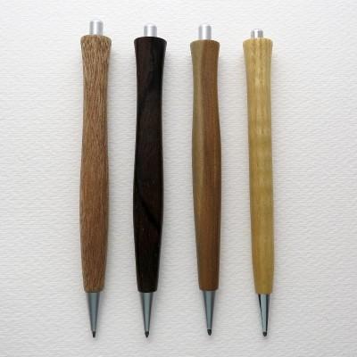 """2mm Druckbleistift Modell """"Fisch-Form"""" - Musteransicht"""