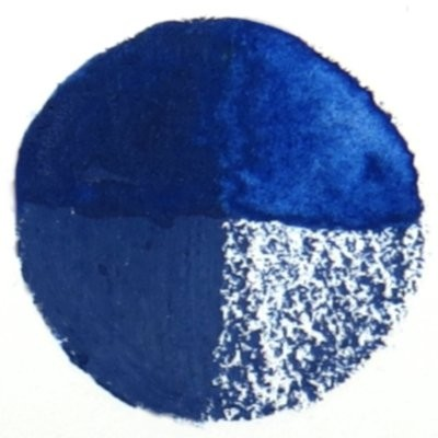 20 Prussian Blue - Wax Wachs-Aquarell Farbstift