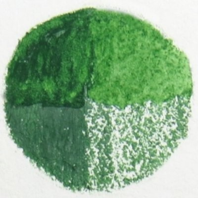 25 Meadow Green - Wax Wachs-Aquarell Farbstift