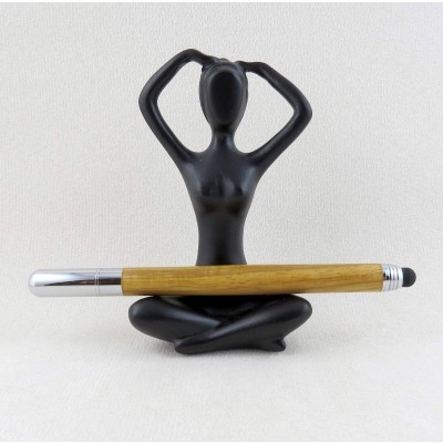 Rollerball aus Canary-Holz mit Touch-Pen