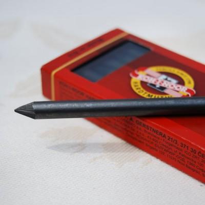 Graphit Minen Ø 5,6mm für Fallminenstifte ( 6 Stück ) in 2B, 4B oder 6B