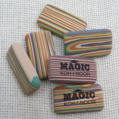 Radiergummi Magic groß - von Koh-I-Noor diverse Färbungen