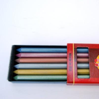 Gioconda Minen - Metallic - Ø 5,6mm für Fallminenstifte - 6 Farben