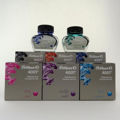 Pelikan Tinte 4001 im 30ml Glas